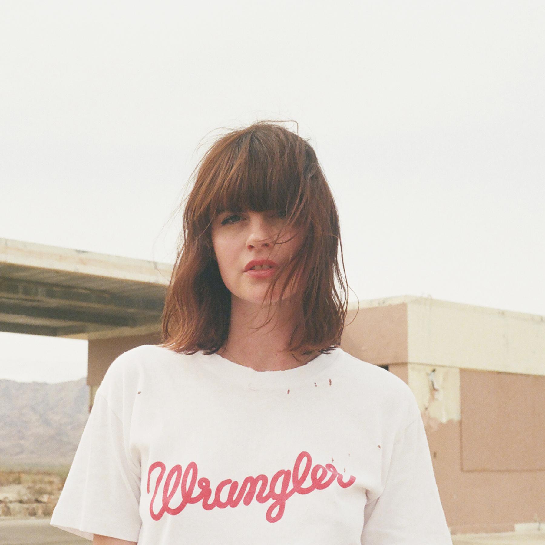 Makeup & hair for Wrangler Australia