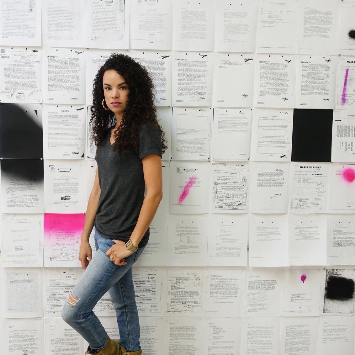Sadie Barnette Participates in MoMA PS1's Black Forum  November 4, 2018        View more