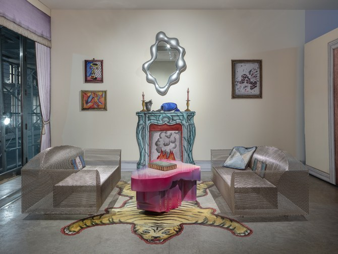 A Dollhouse for Adults Opens at Friedman Benda  By Architectural Digest January 14, 2019        View More