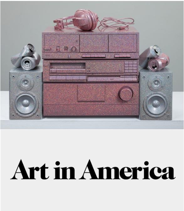 Sadie Barnette  by Art in America April 2019         View More