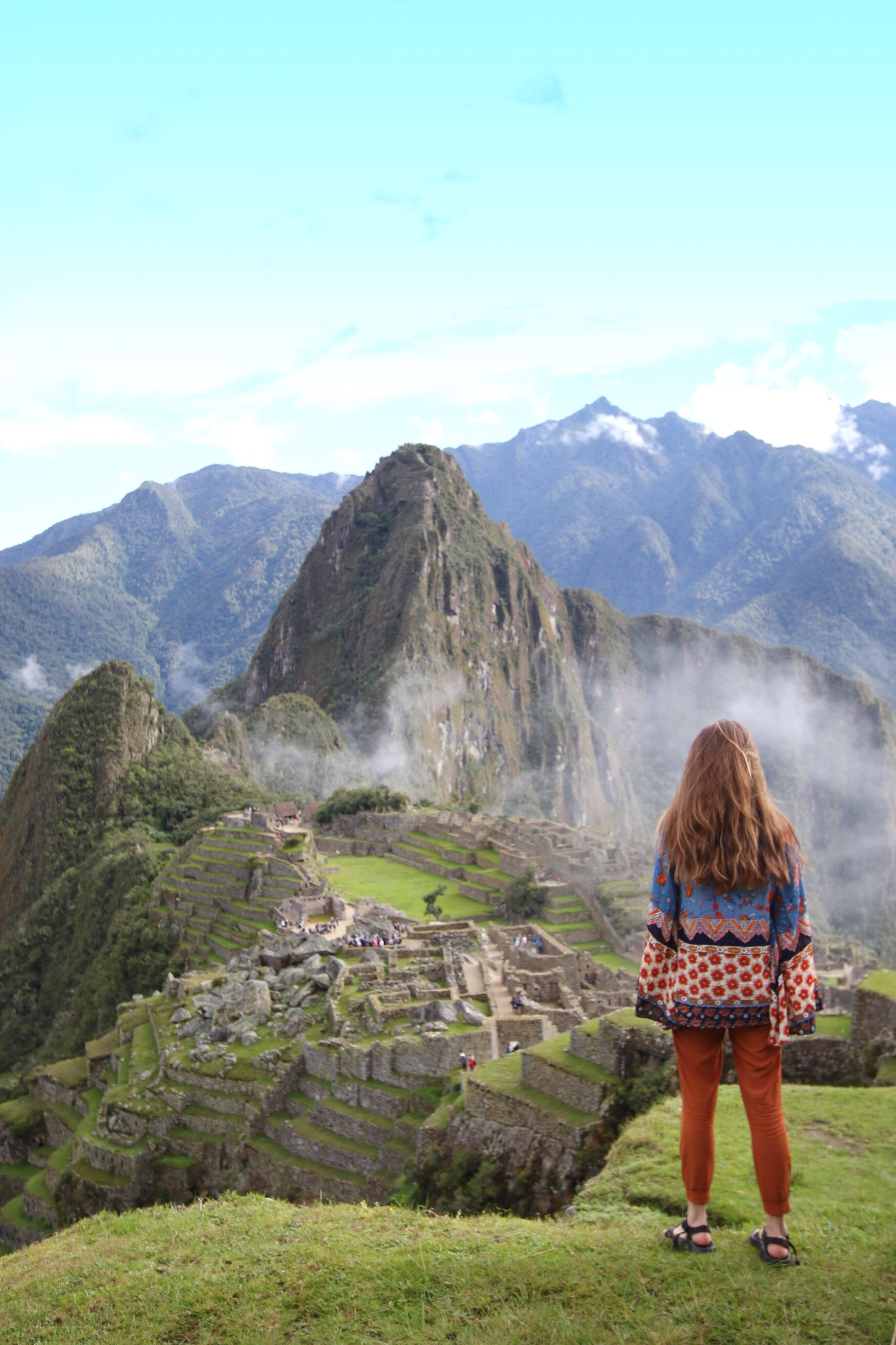 Best time to visit Galapagos and Machu Picchu