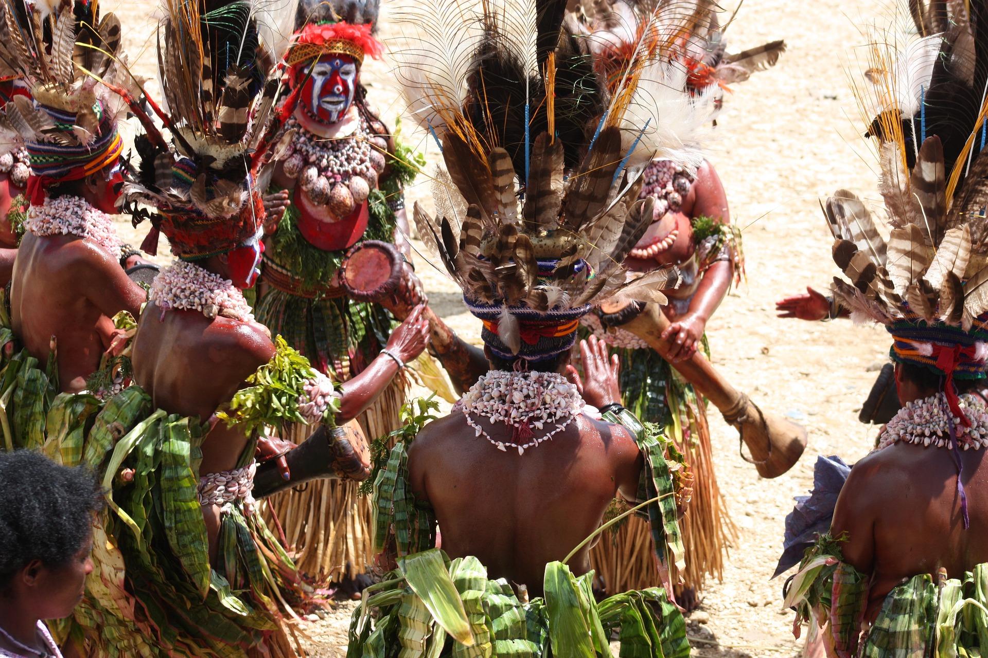 Sing Sing Papua New Guinea