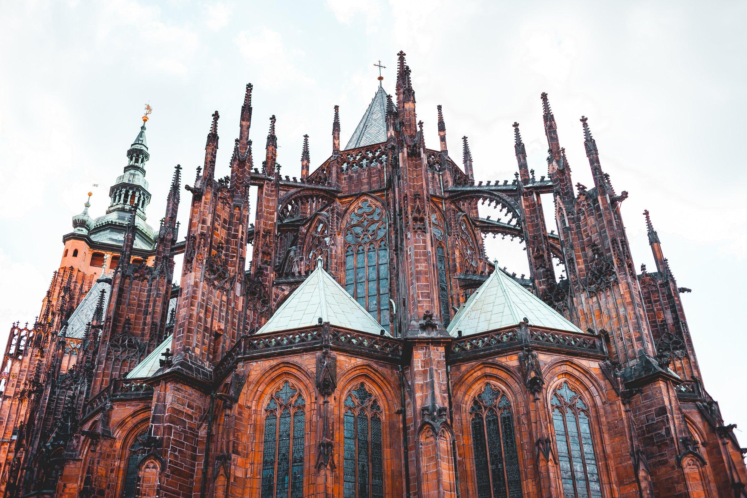 Prague Castle, Prague, Czech Republic.jpg