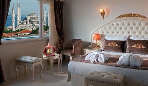 Hotel Nena Sultanahmet Istanbul - Bed room 2.jpg