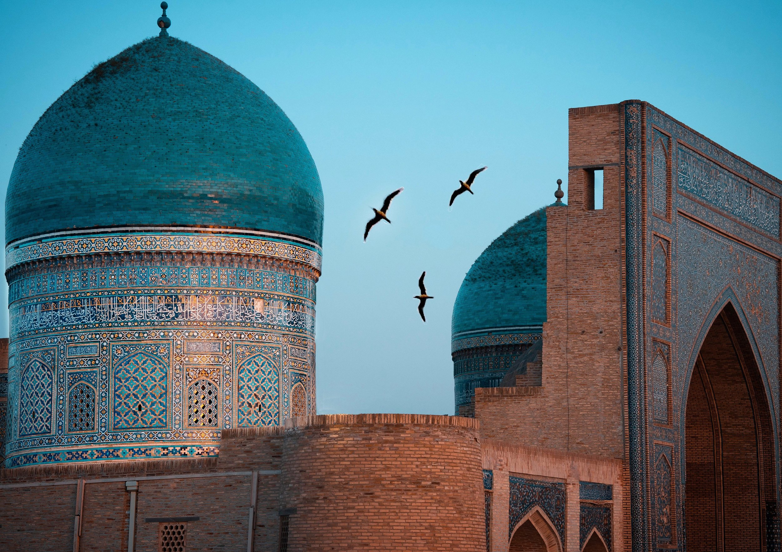 Bukhara: Po i Kalyan Complex