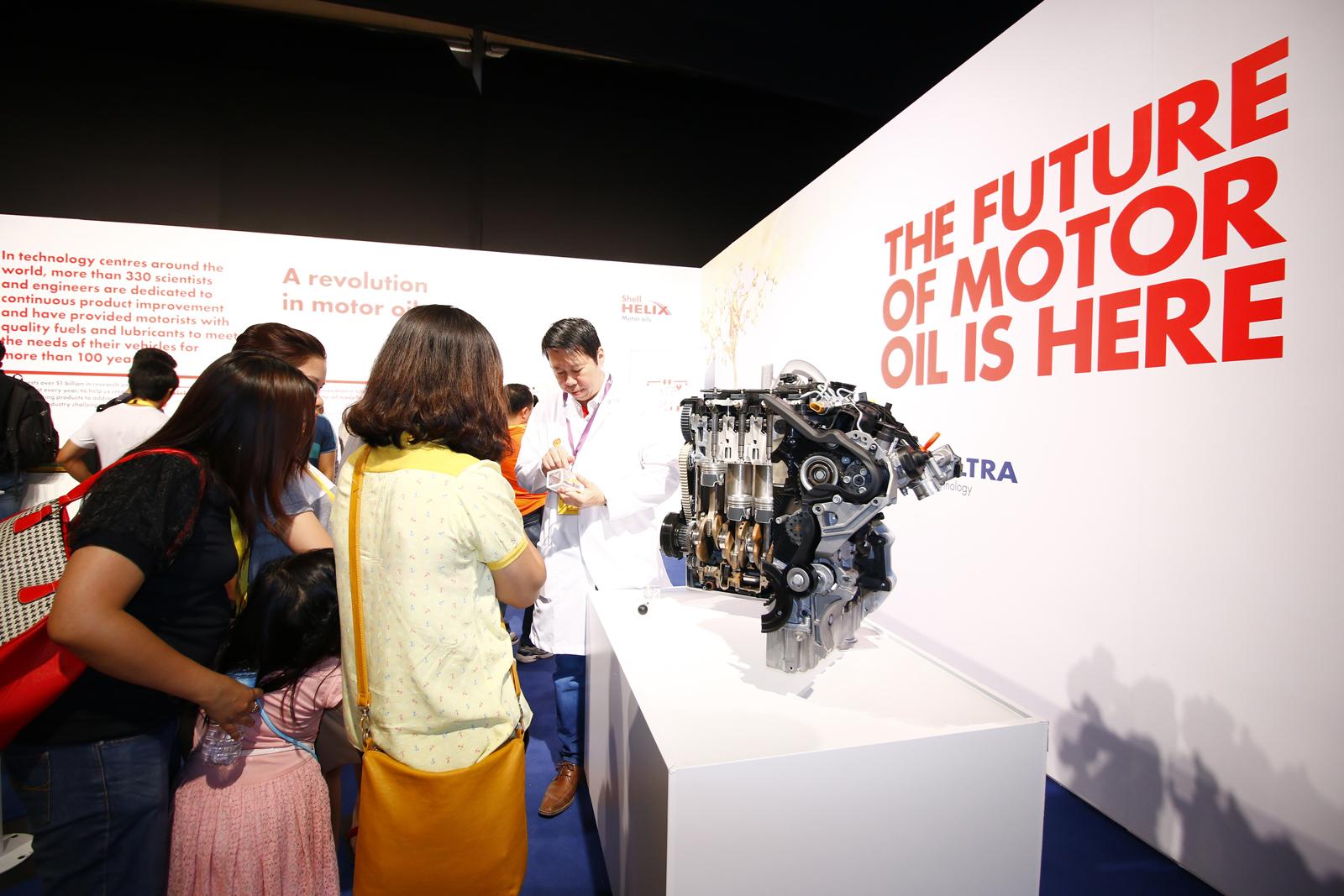Shell Mechanical Exhibit