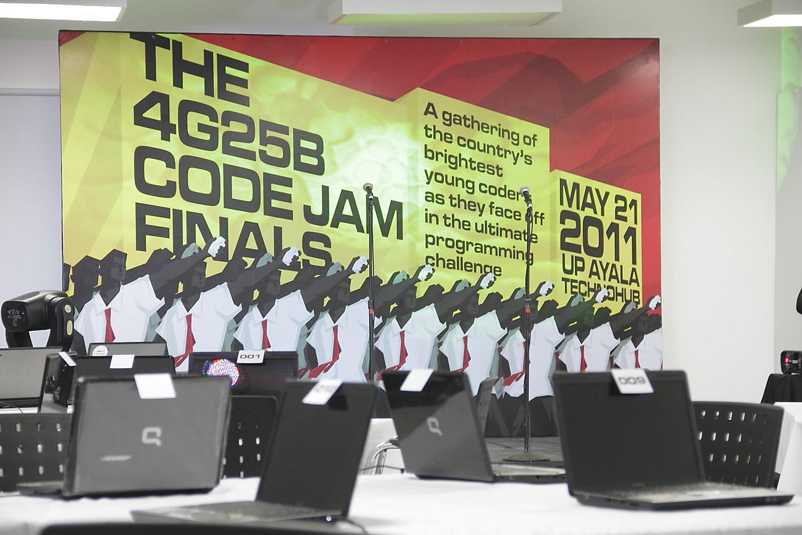 Code Jam Finals