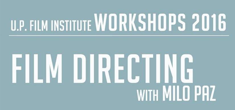 Film Directing Workshop