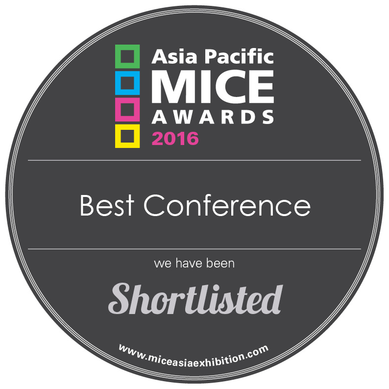 Asia Pacific MICE Awards 2016 - Best Conference