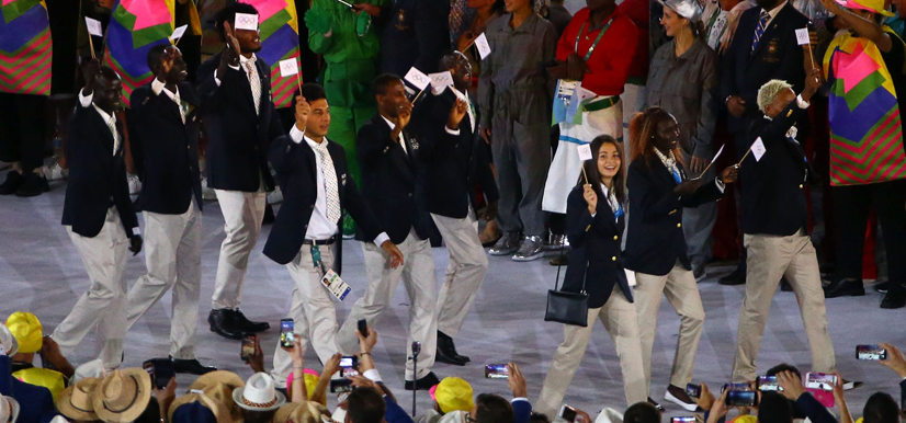 Peoples Fighting for Olympic Ideals