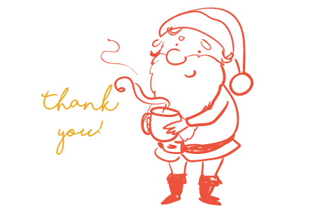 It's the perfect time for the company to say 'Thanks'.