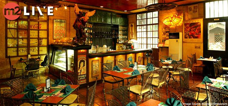 Ilustrado Restaurant, Intramuros