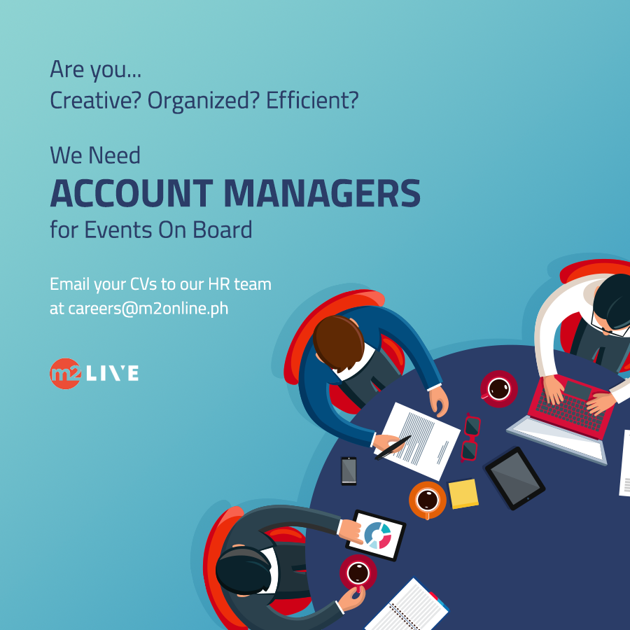 Account Managers for Events