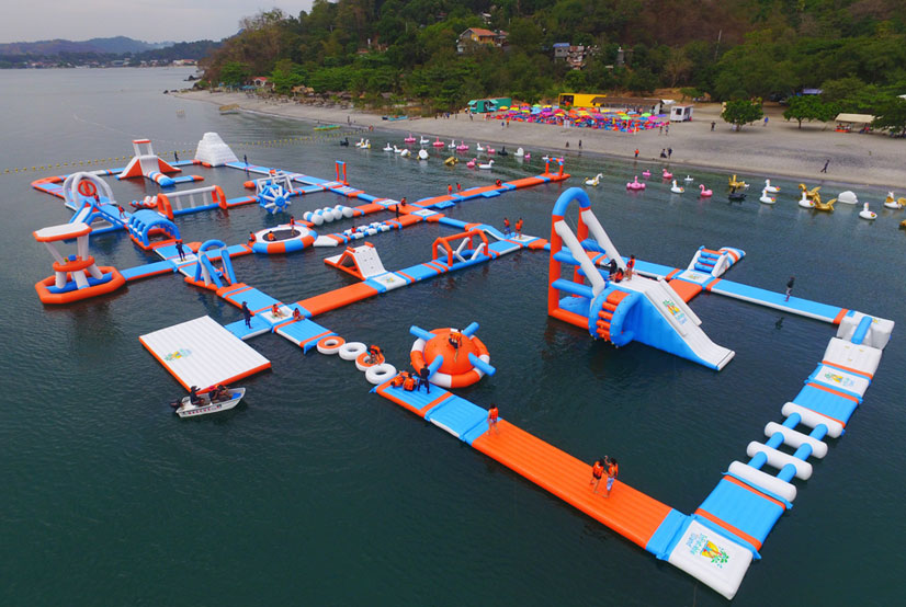Image Source:  Inflatable Island