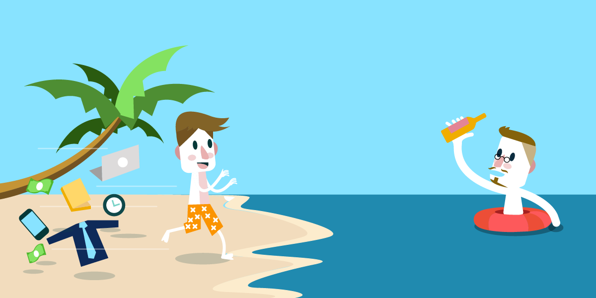 Treat Your Employees to a Vacation