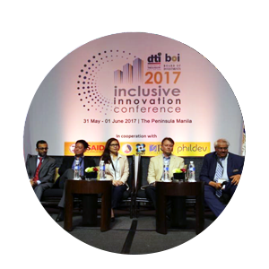 USAID STRIDE - Inclusive Innovation Conference 2017