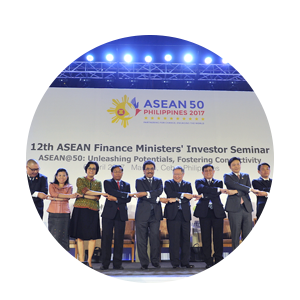 Bank of China - 12th Asean Finance Minsters Investor Seminar Dinner