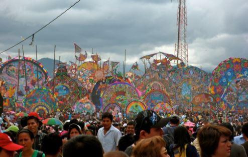 Maria Figueroa on flickr (Sumpango kite festival)