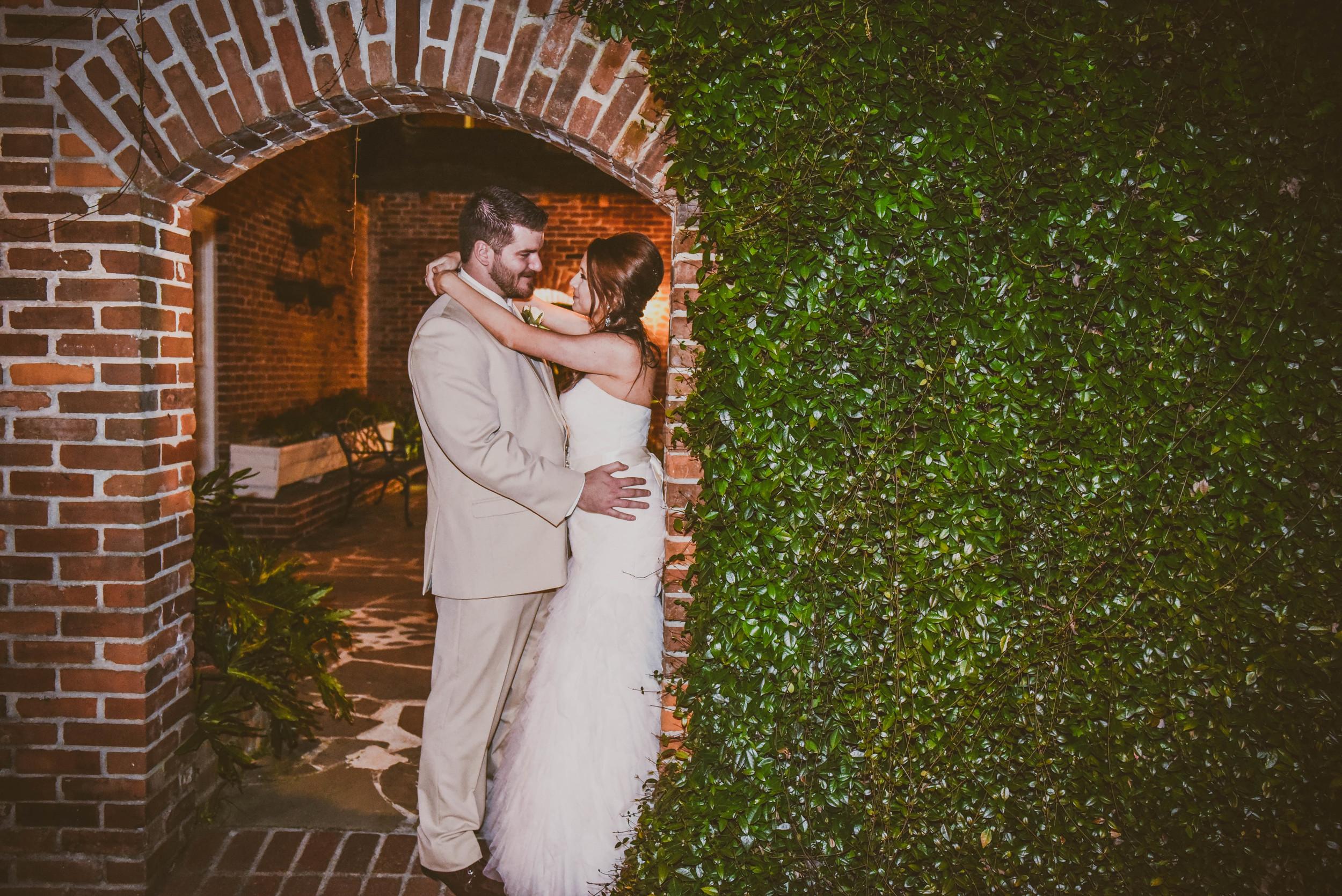 White Oak Bride Groom Green Wall (10 of 1).jpg