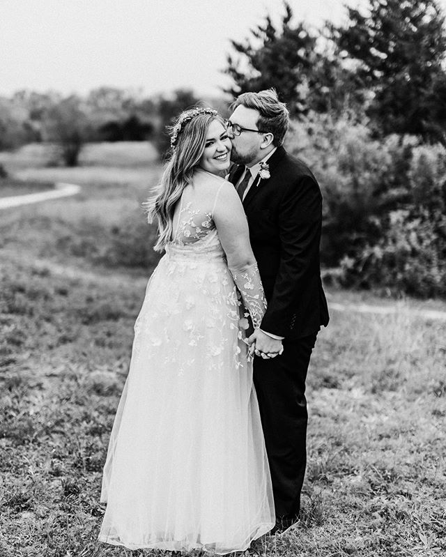 What a joy Becky + JD are - to the world and to each other❤️