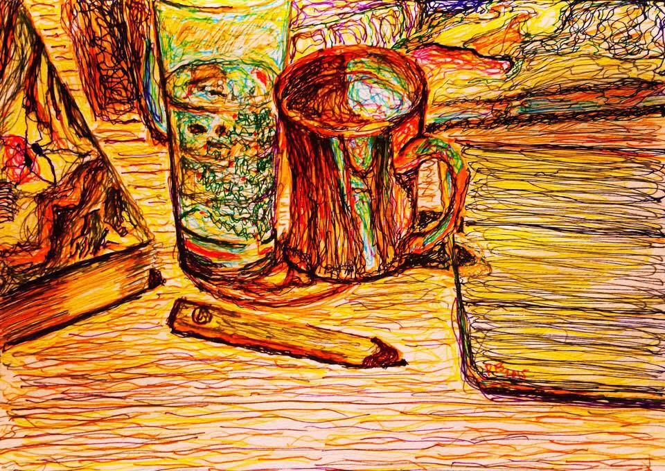 Coffee and Dali