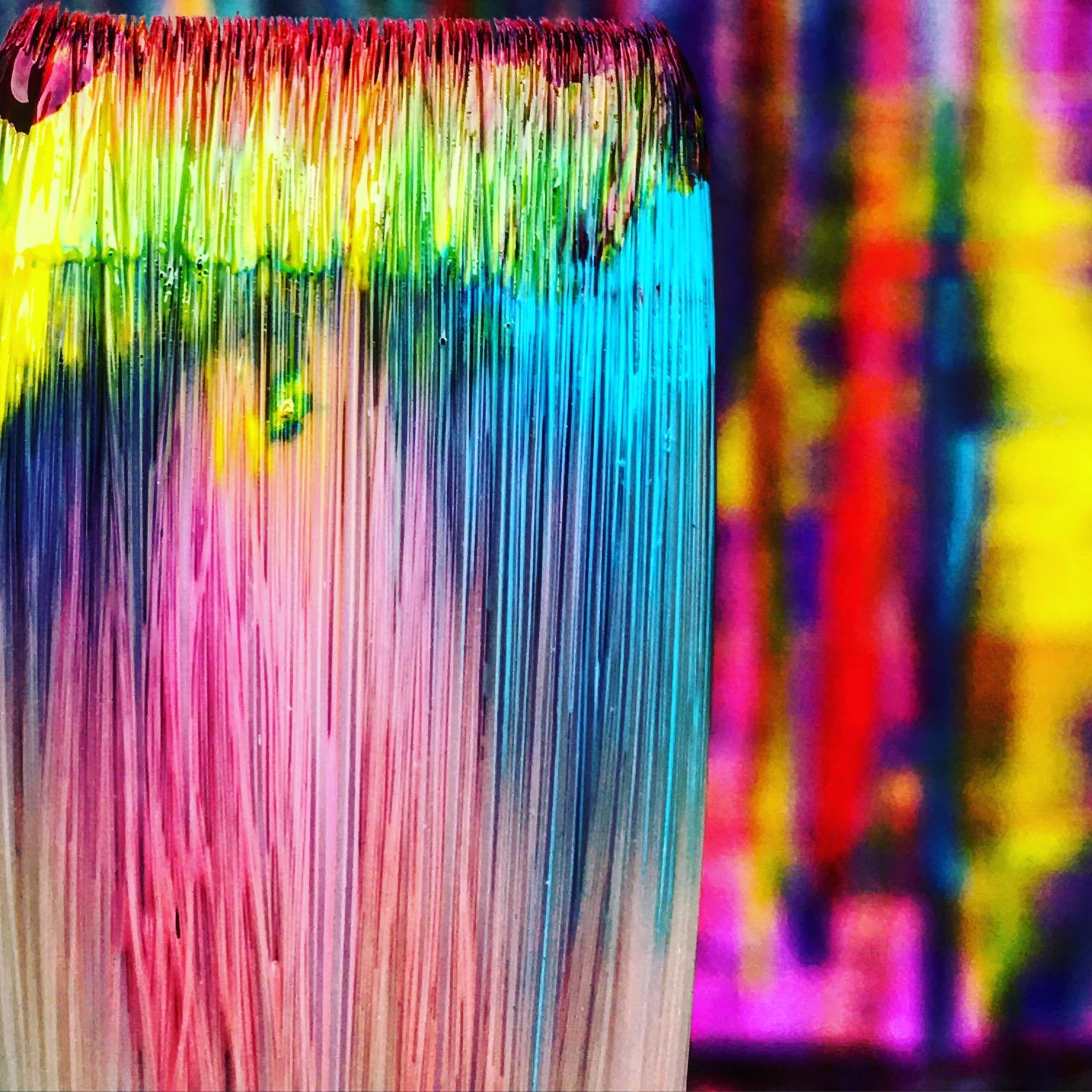 Brushed Color