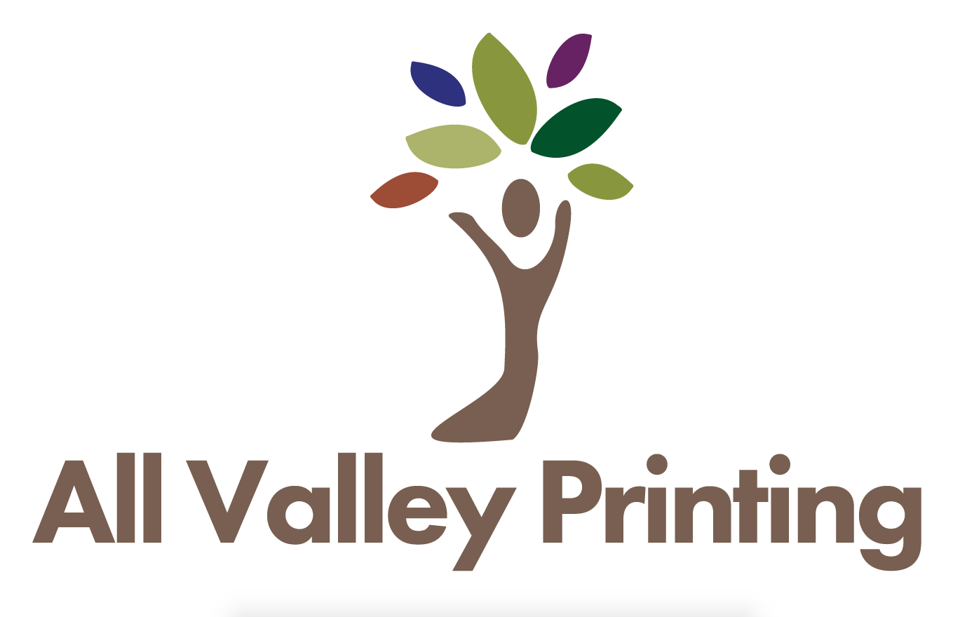 All Valley Printing Logo