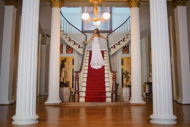 fotografo de bodas mexico - belmont mansion wedding photographer