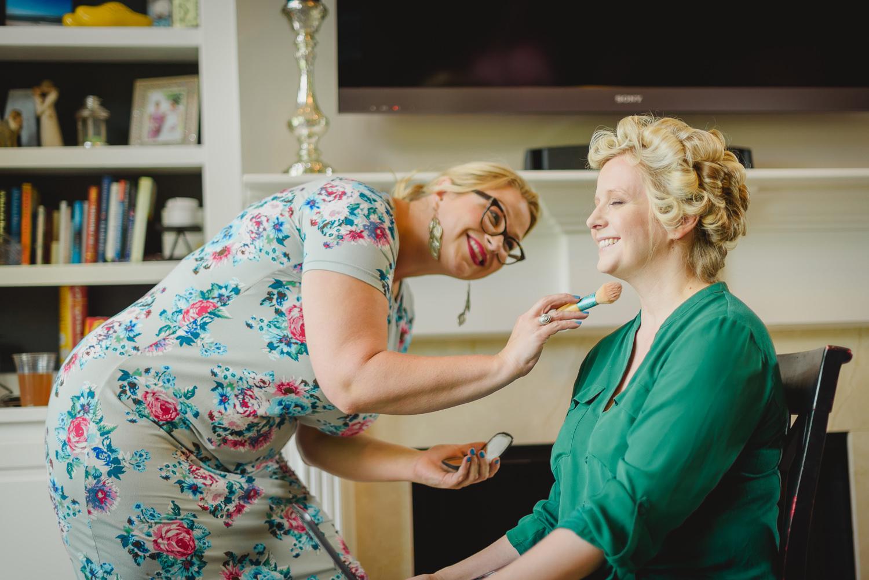 fotografo de bodas mexico - mexico wedding photographer bride getting ready
