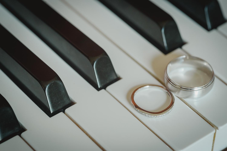 fotografo de bodas mexico - mexico boda musica musical wedding photographer ring shots