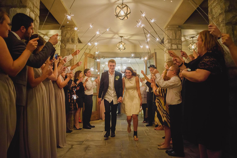 sparkler exit wedding photographer photography mexico