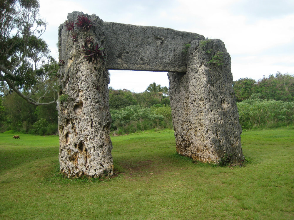 Ha'amonga'a Maui Trilithon: Tonga's stonehenge