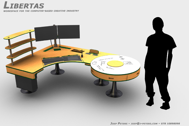 MA major project – work-space design