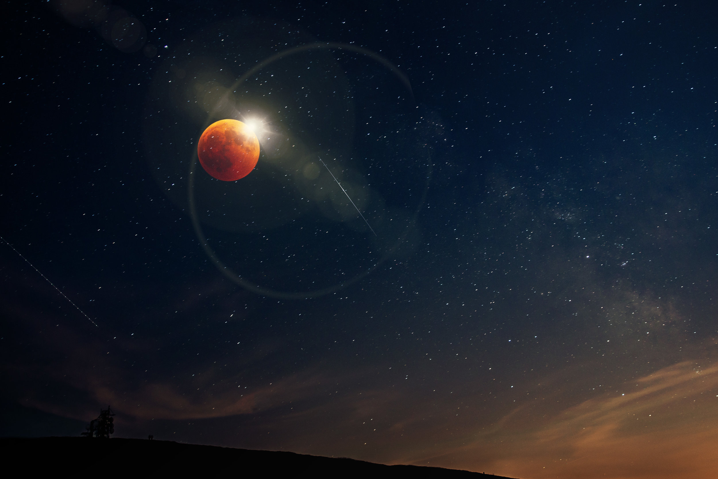 the conscious club full moon in capricorn full thunder moon