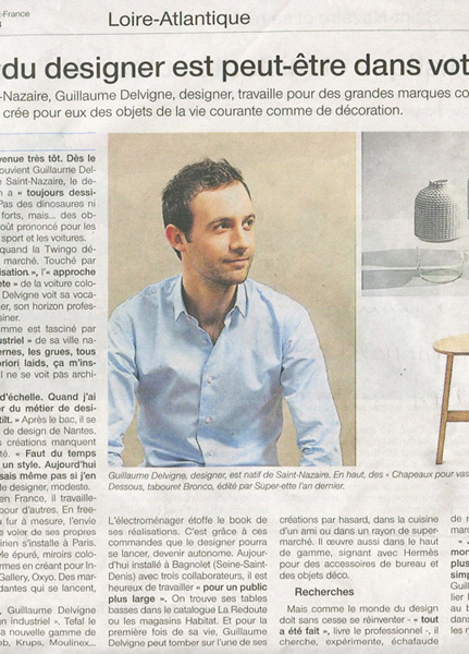 Ouest France / France / 2014.10