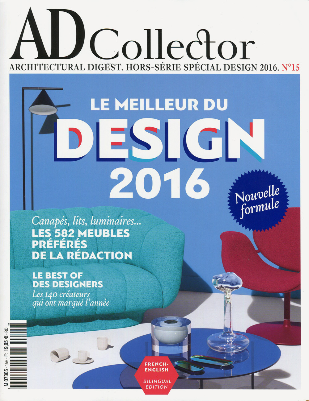 AD Collector / France / 2016.09