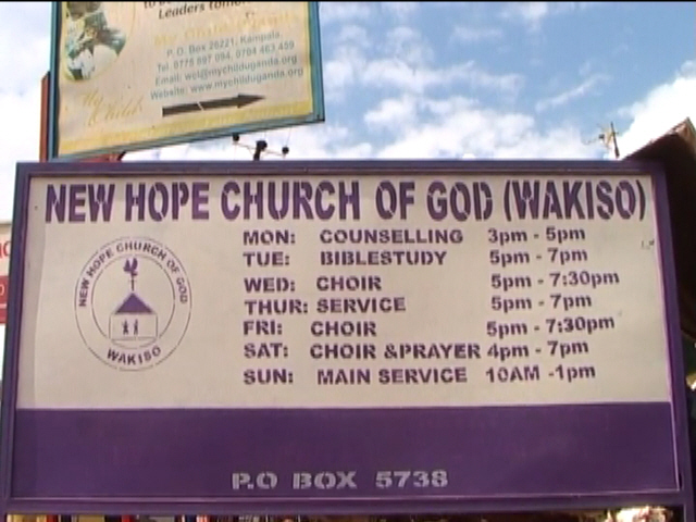 New Hope Church of God (Wakiso)
