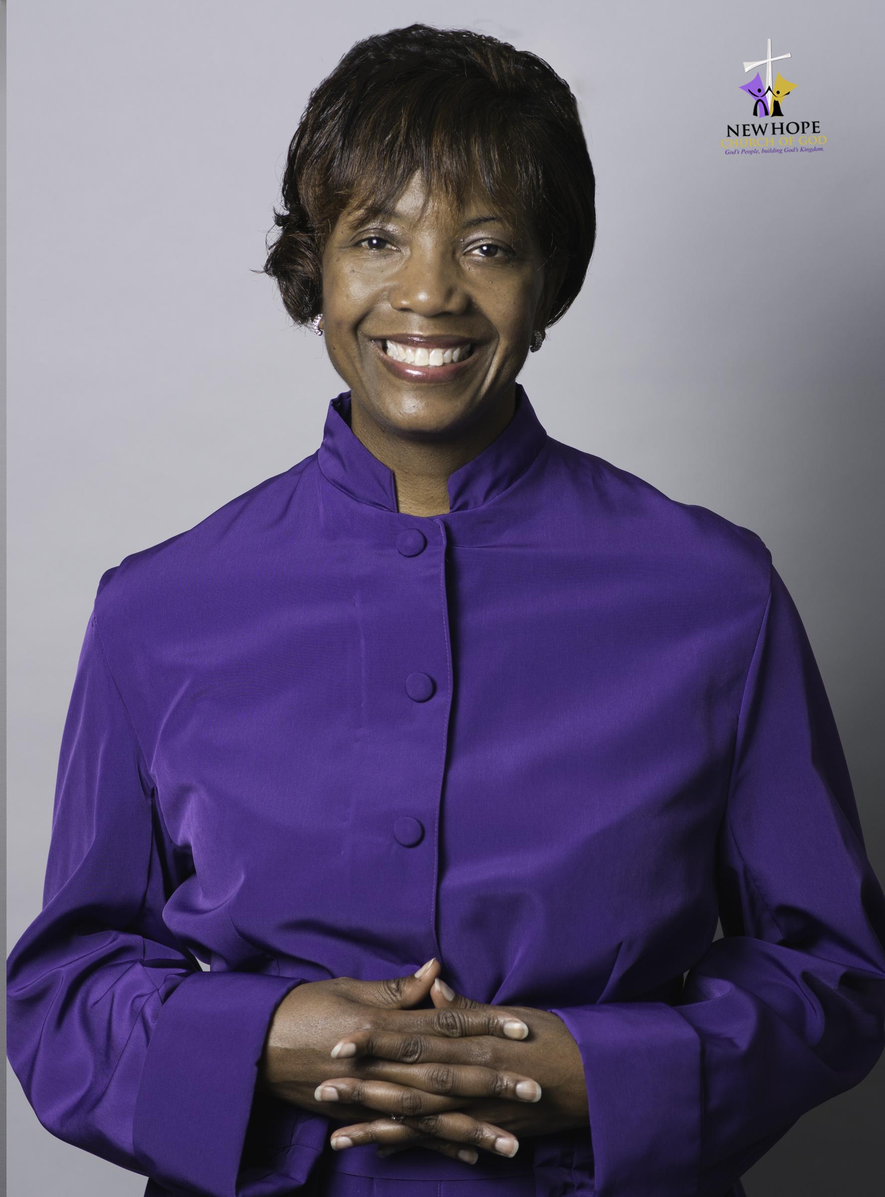 Pastor Sharon Jones,  First Lady