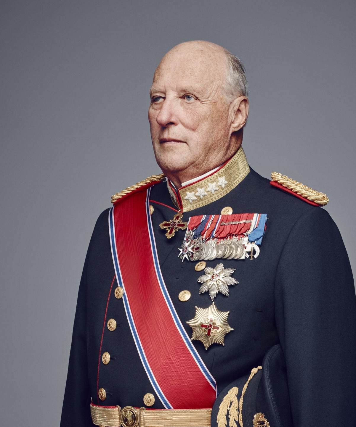 Hans Majestet kong Harald besøker Oslo Konserthus 4. mai kl. 12.00