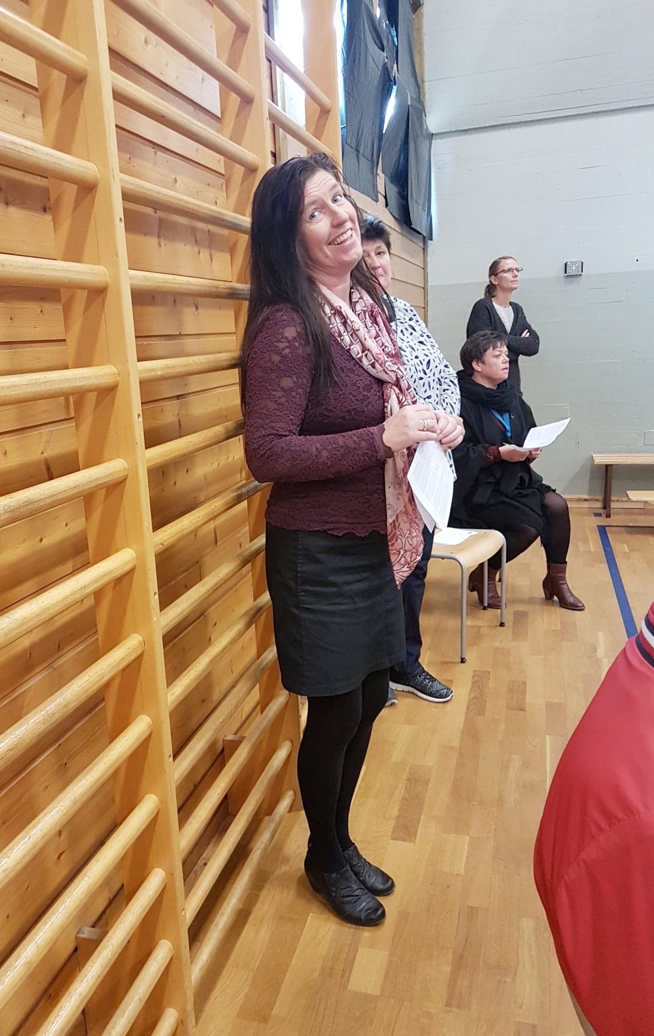 Britt Ellen Fagerheim, rektor Skavanger skole