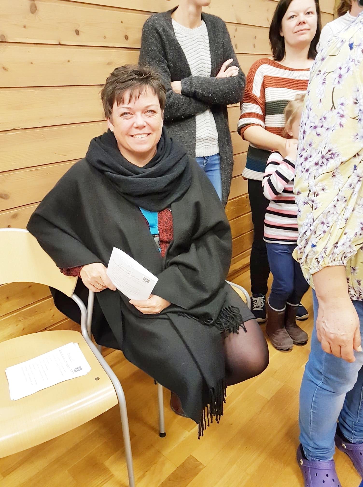 Helle Anina Skou Nygård, Skavangertun Sykehjem