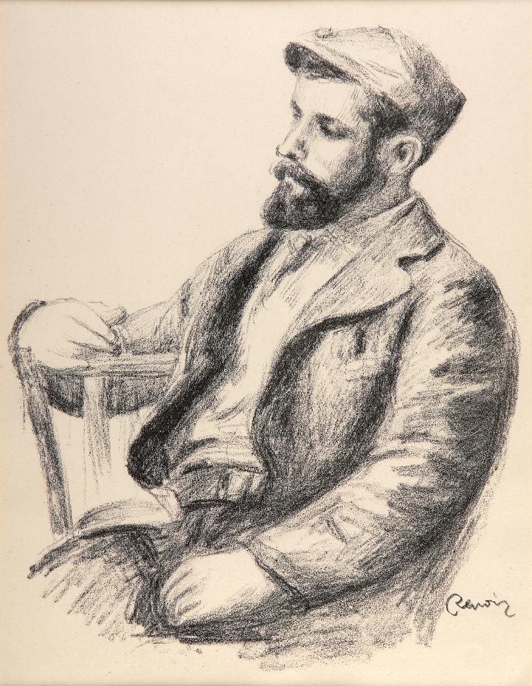Pierre Auguste Renoir,  Louis Valtat ,Image courtesy of The Art Company