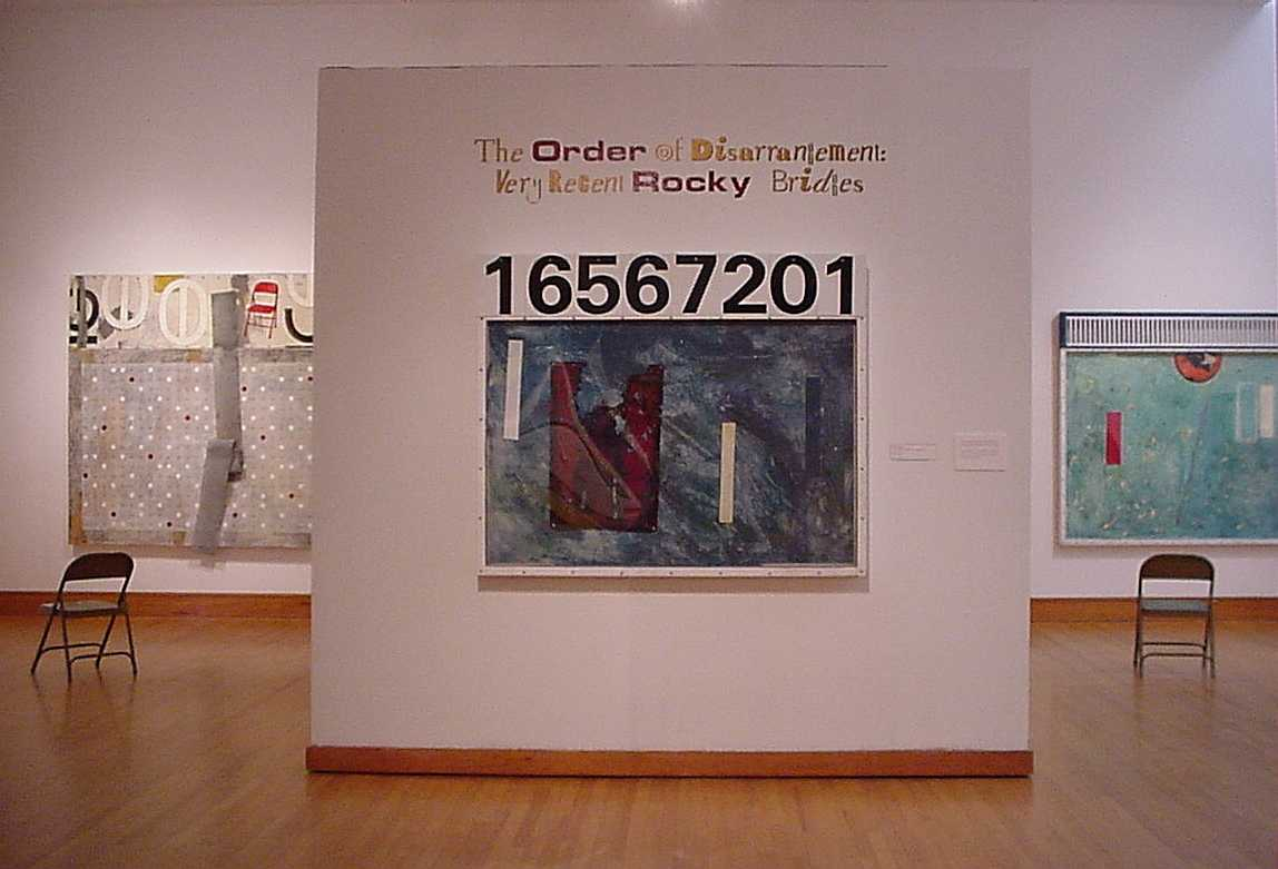 The Order of Disarrangement: Very Recent Rocky Bridges,  2001.