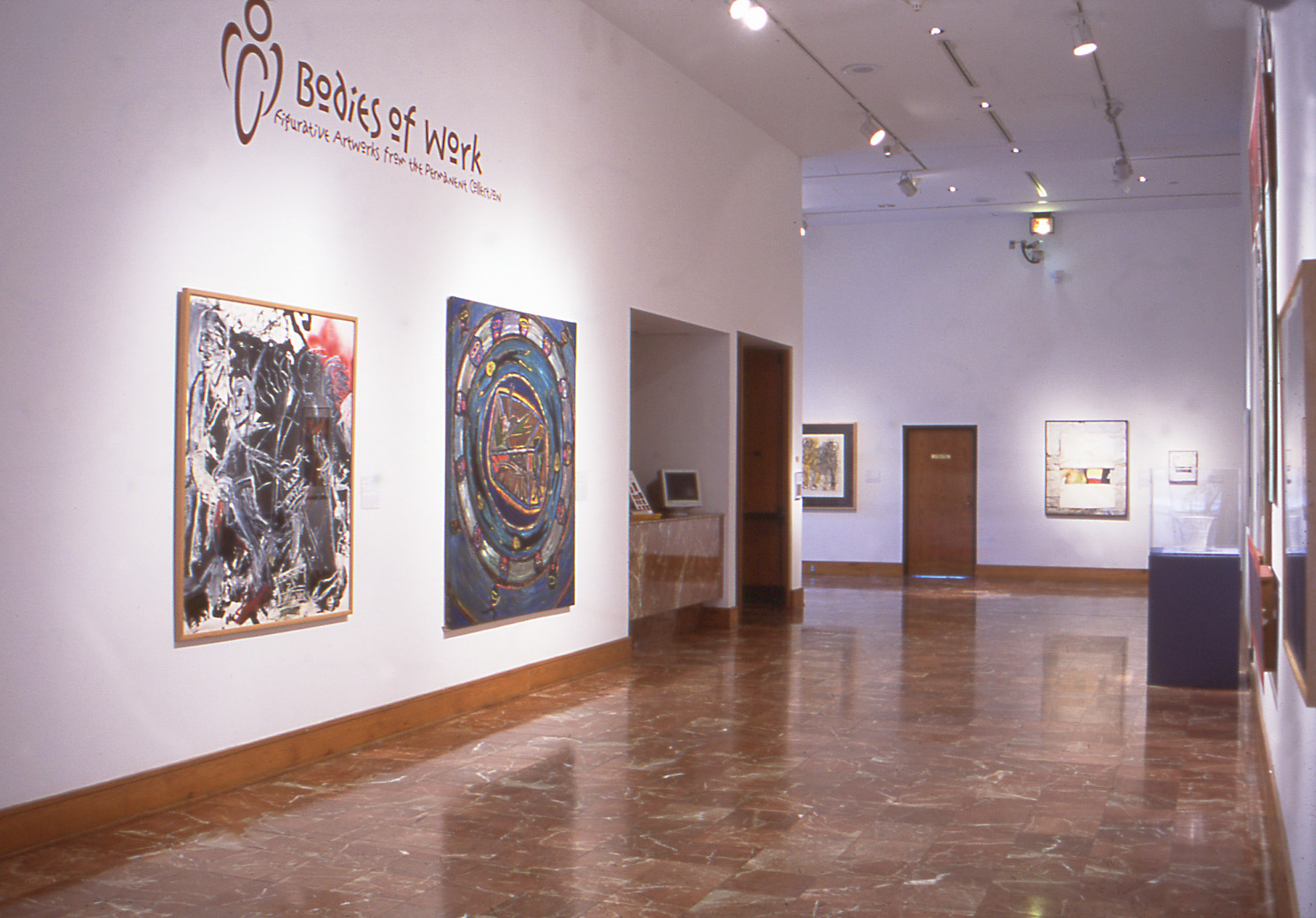 Bodies of Work: Figurative Artworks From the Permanent Collection, 2002.