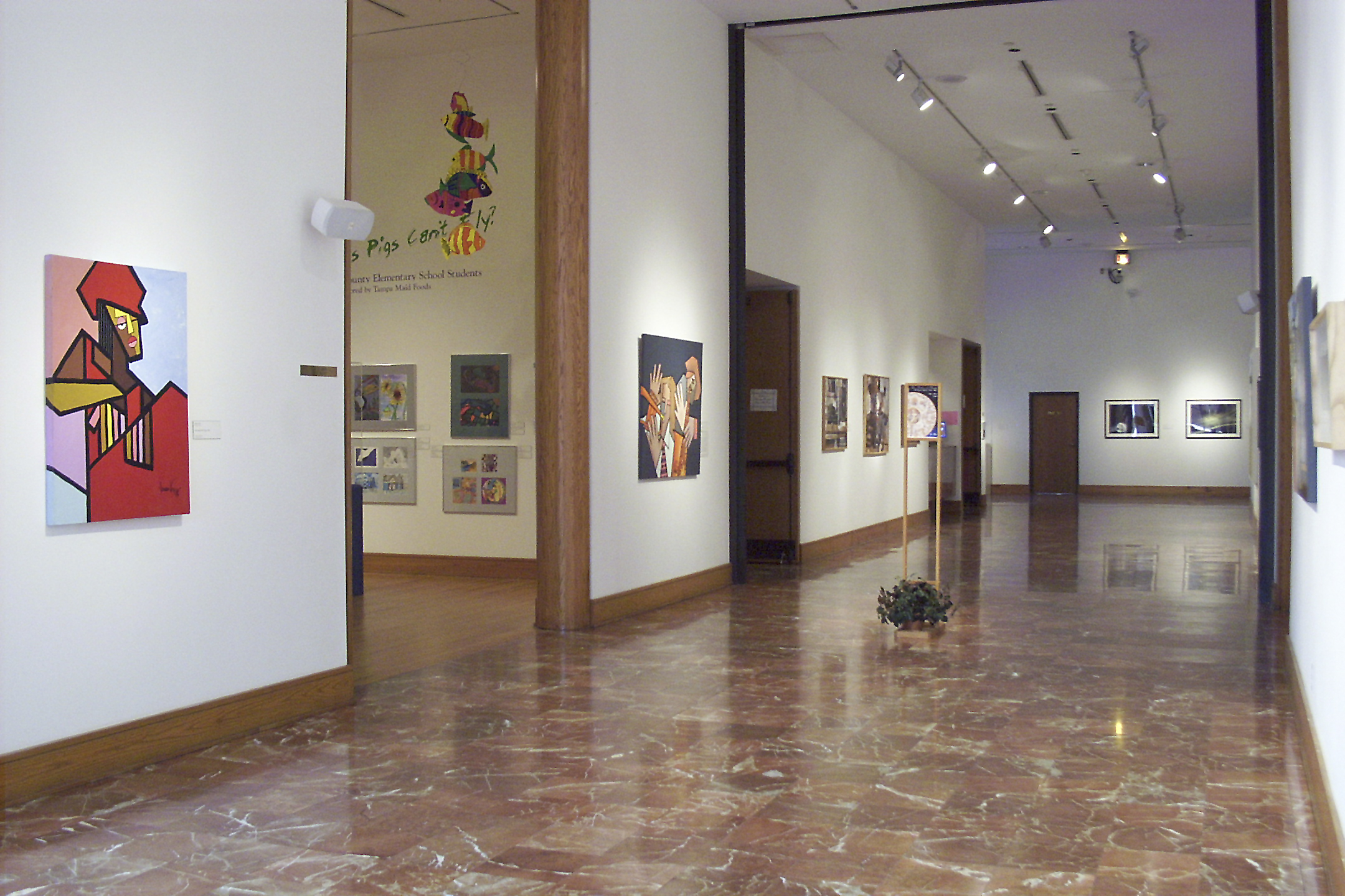 Diversity Within Unity: The Scope of African-American Art in Florida, 2002-2003.