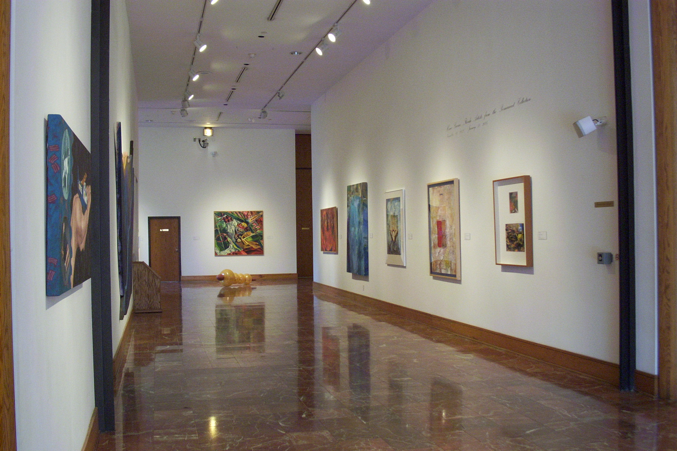 Home Grown: Artists From the Permanent Collection, 2003-2004.