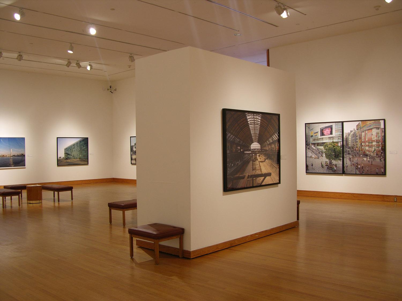 Doug Hall: In Finite Spaces, 2004-2005.