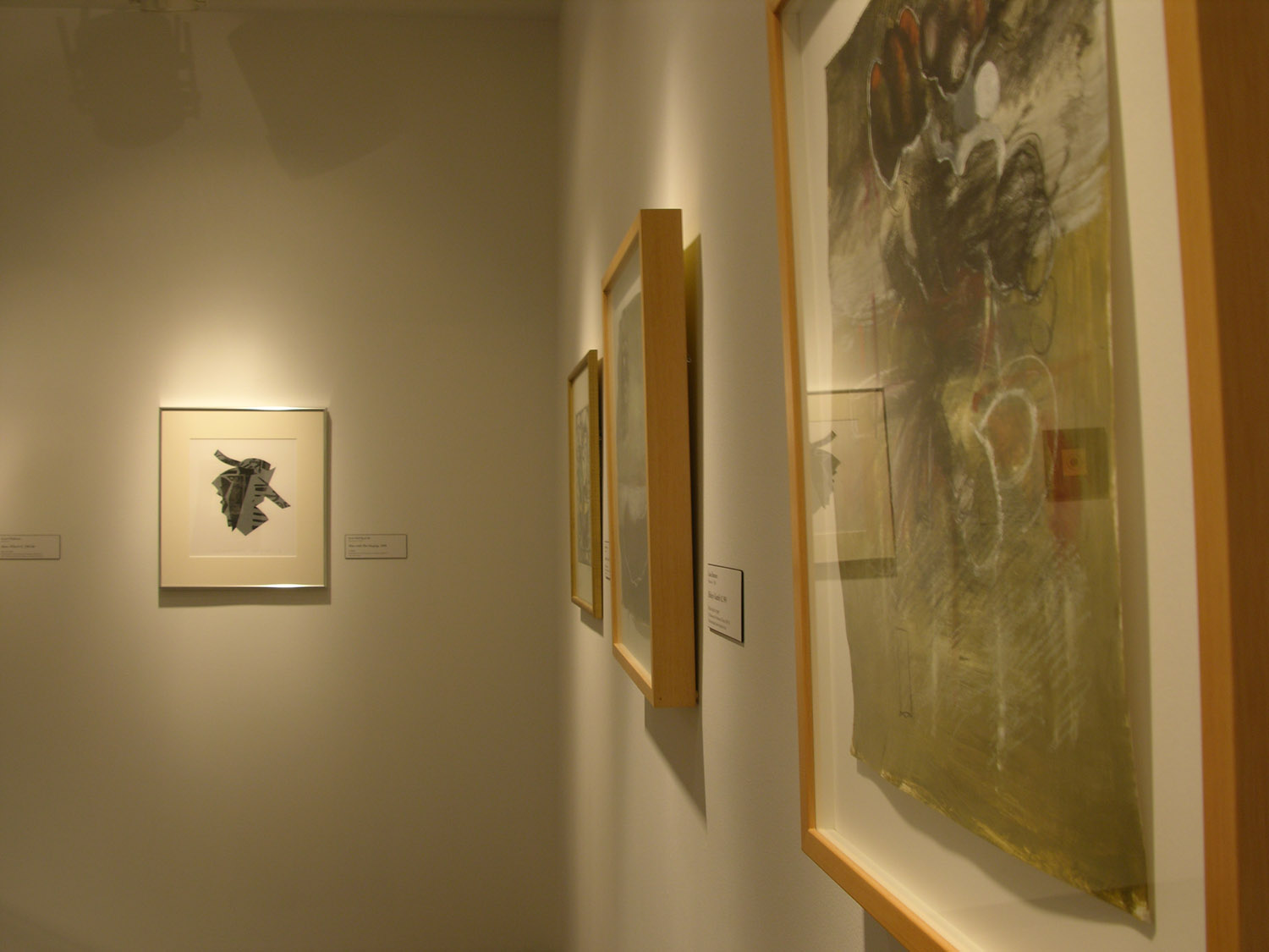 Little Treasures From the Permanent Collection, 2005.
