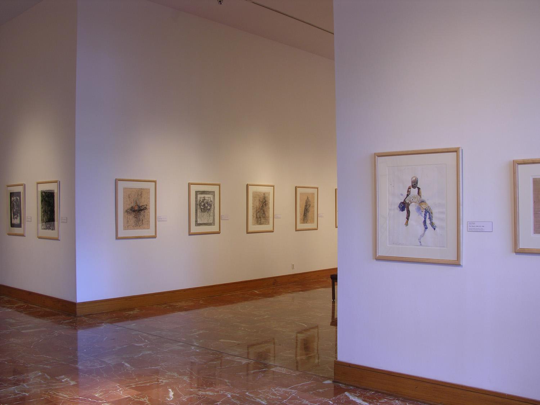 David Maxim: Natural Forces, 2005-2006.