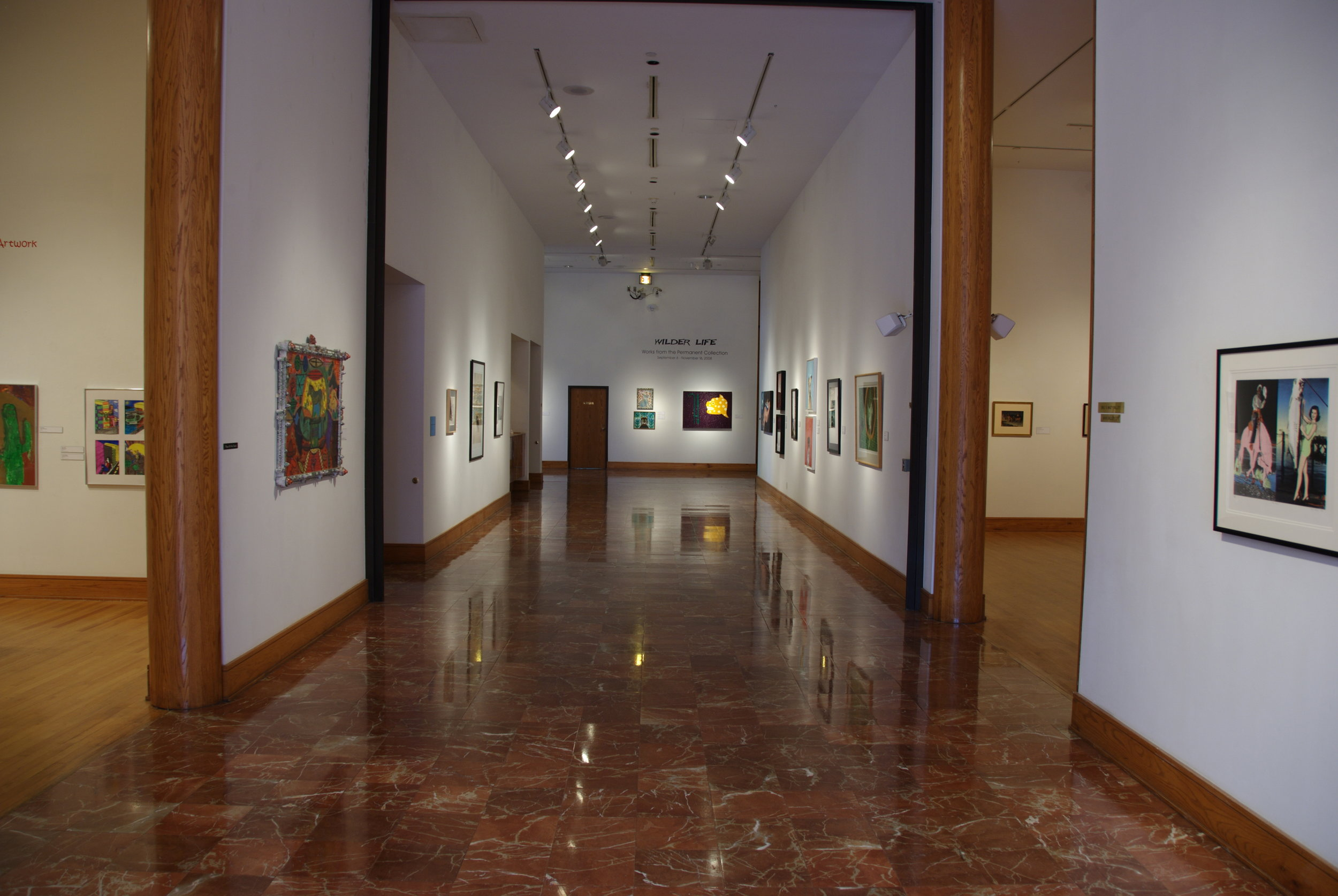 Wilder Life: Works From the Permanent Collection, 2008.